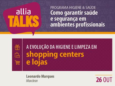 ALLIA Talks 2020 - Shopping Centers e lojas