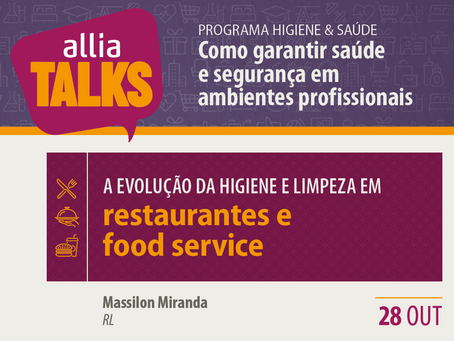 ALLIA Talks 2020 - Restaurantes e Food Service