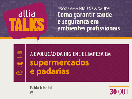 ALLIA Talks 2020 - Supermercados e padarias