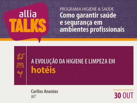 ALLIA Talks 2020 - Hotéis