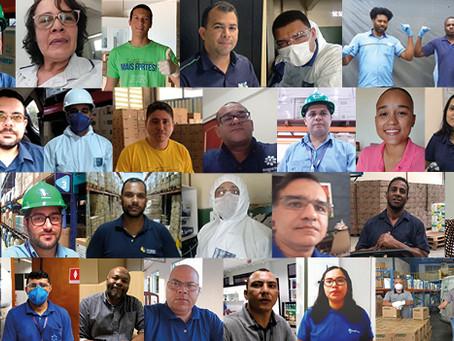COVID-19: Juntos pela saúde!