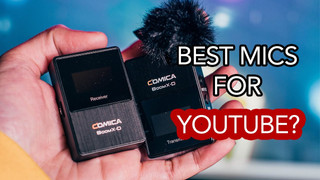 Best Wireless Microphone for Youtube Videos?