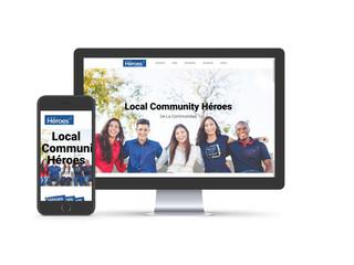 Local Heroes Website