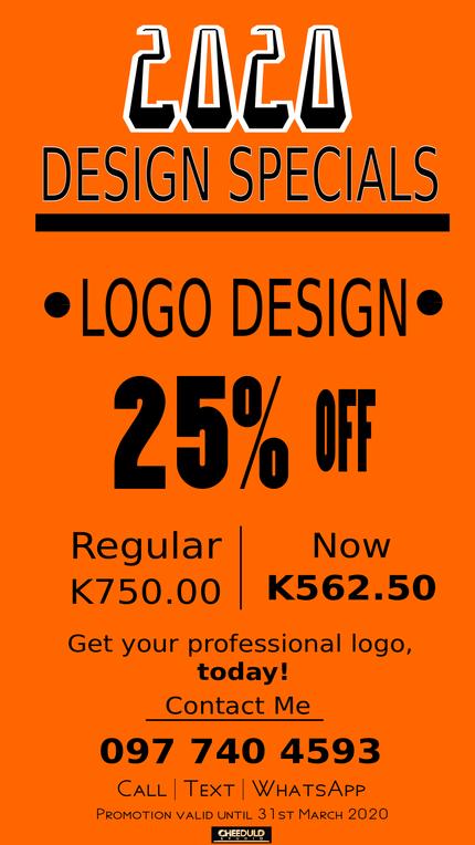Logo Design Flyer