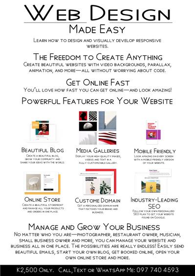 Web Design Made Easy
