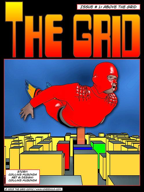e-comic, Digital Comic, pdf comic, indie comics, web comic, self-published comics