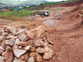 Stone quary