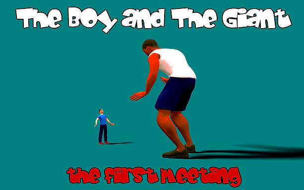 The Boy And The Giant - The First Meeting