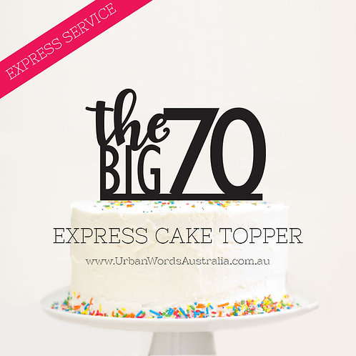 EXPRESS - The BIG 70