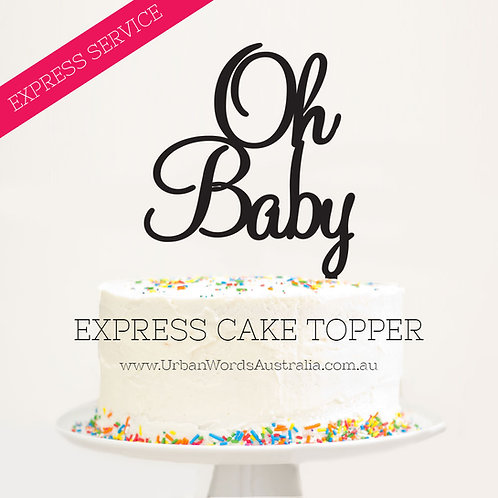 Express - Oh Baby