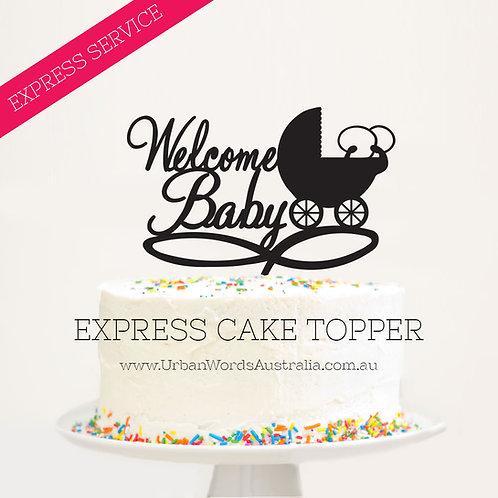 EXPRESS - Welcome Baby Pram