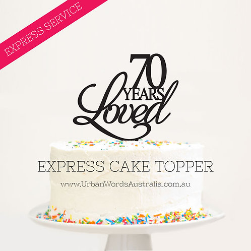 EXPRESS - 70 Years Loved