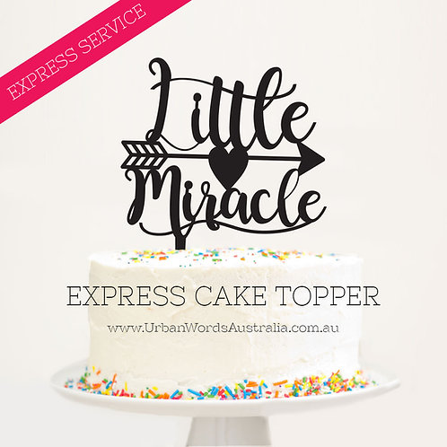 Express - Little Miracle