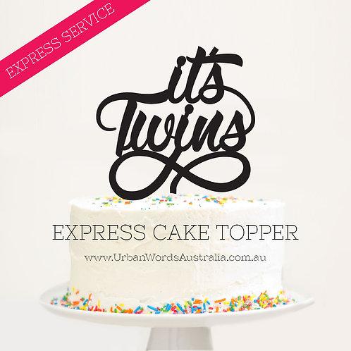 Express - It's Twins