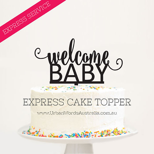 EXPRESS - Welcome Baby