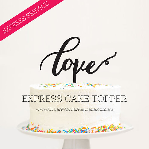EXPRESS - Love - Scripted