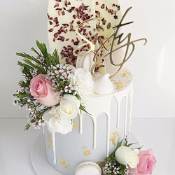 Sixty Birthday Cake Topper