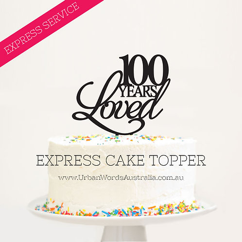 EXPRESS - 100 Years Loved