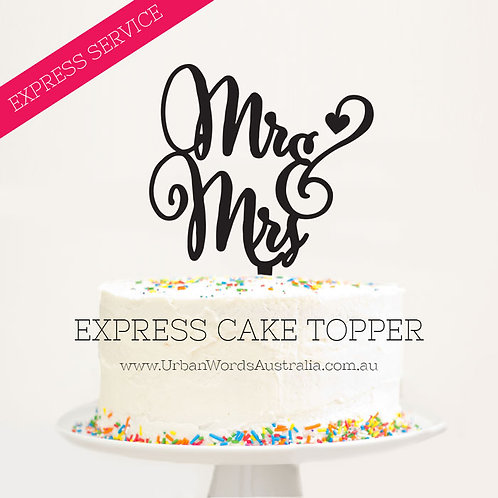 EXPRESS - Quirky Mr&Mrs