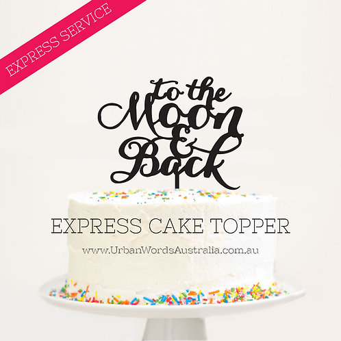 EXPRESS - To the Moon & Back - Script