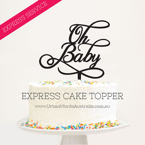 Express - Oh Baby Script