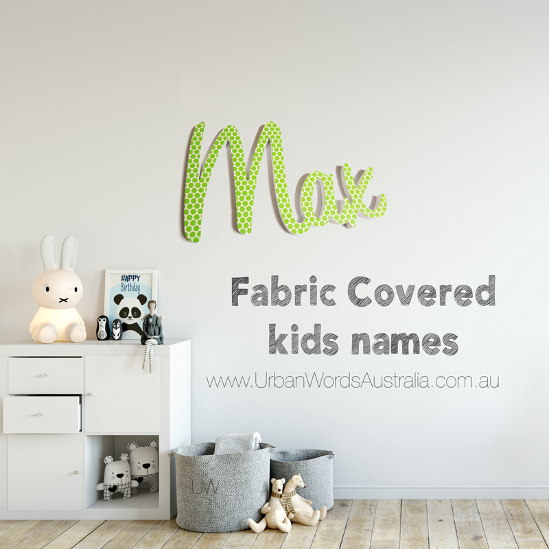 Kids Fabric Name