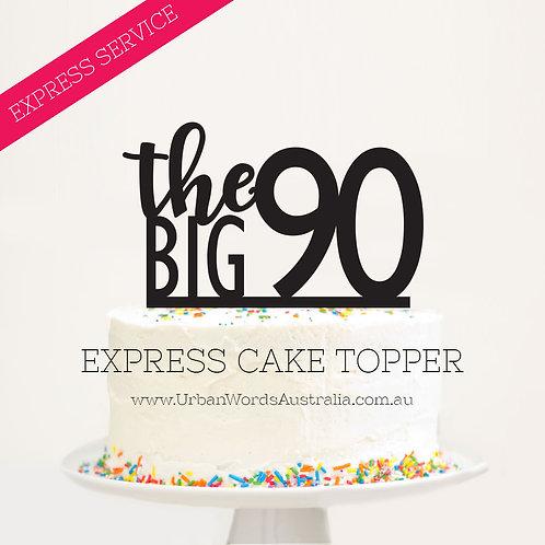 EXPRESS - The BIG 90