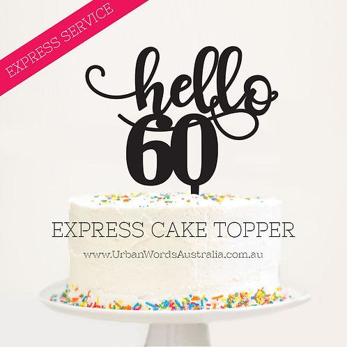 Express - Hello 60