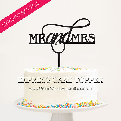 Express - Mr and Mrs