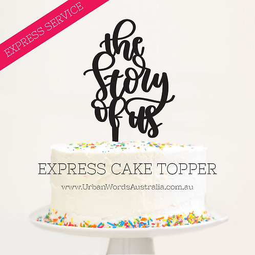 EXPRESS - The Story of Us