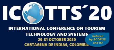 ICOTTS'20 - The 2020 International Conference on Tourism, Technology & Systems