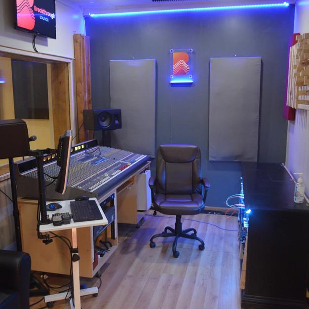 Studio A - Control Room 3