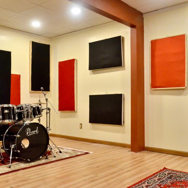Studio A - Live/Vocal Room