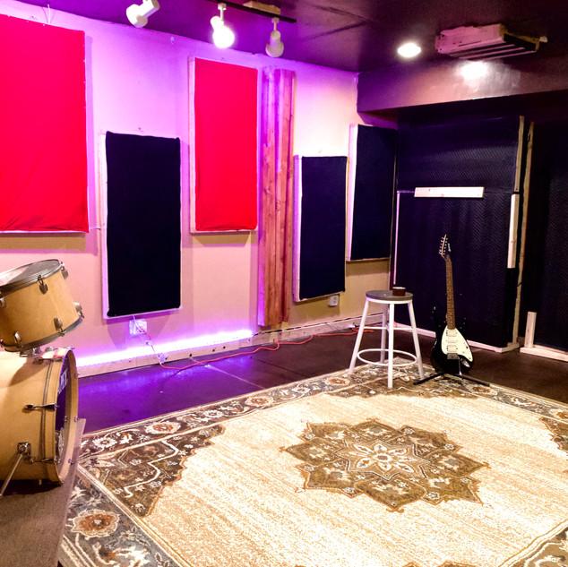 Breakthrough Sounds Recording Studio 1