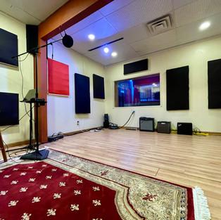 Studio A - Tracking Room