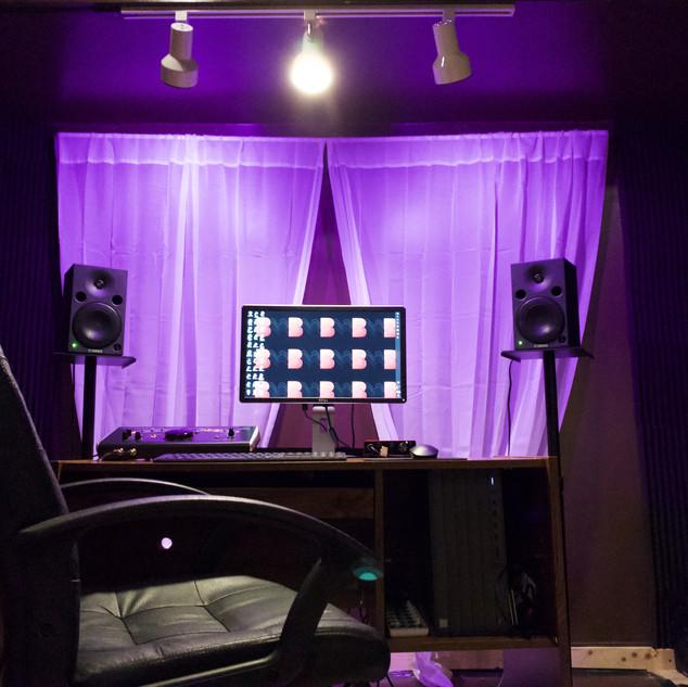 Breakthrough Sounds Recording Studio 4
