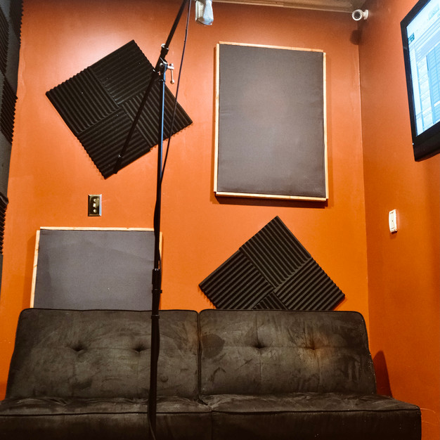 Studio B - Vocal Iso Booth