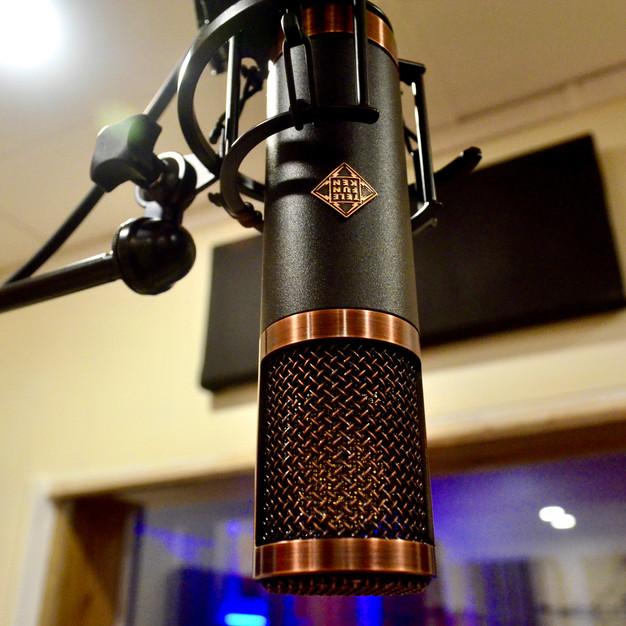 Studio A - Live/Vocal Room 3
