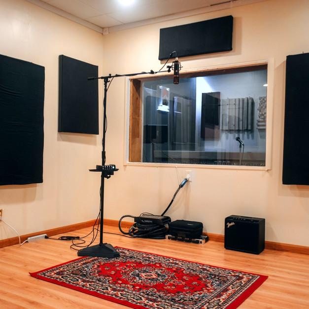 Studio A - Live/Vocal Room 2