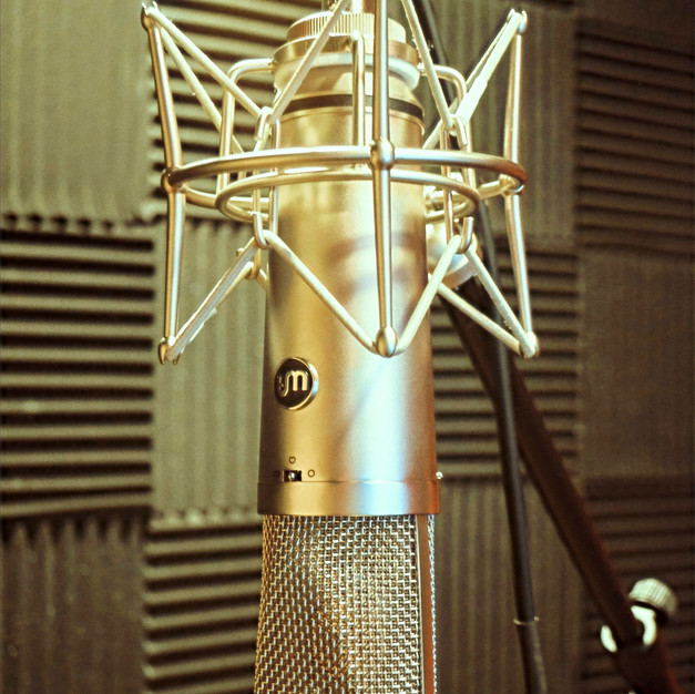 Studio B - Vocal Iso Booth 3