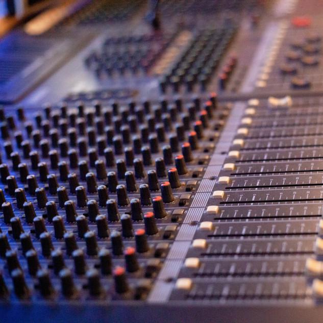Breakthrough Sounds Recording Studio 3