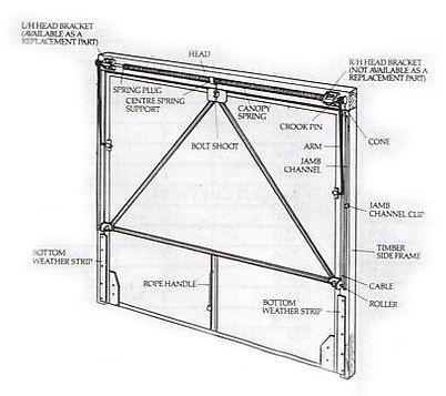 Detailed image of Garage Door