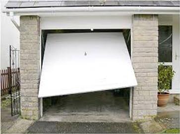 Is your Garage Door damaged?
