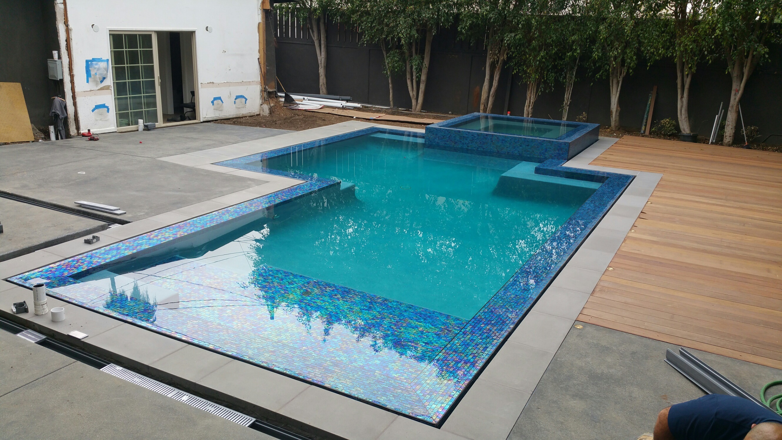 New Pool Pepes Pools West Hollywood CA