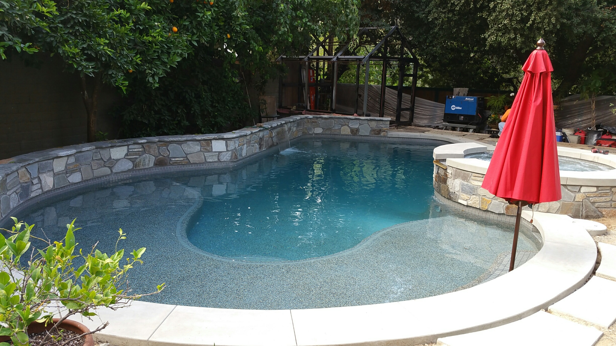 Los Angeles Pool Builder