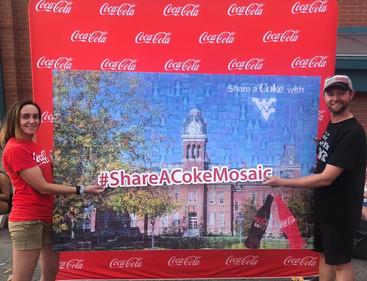 sample mosaic coke