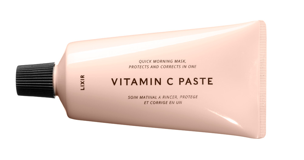 Vitamin C paste for skin