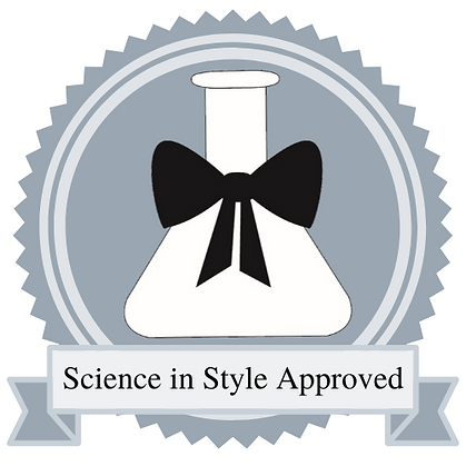 science in style approved logo full name