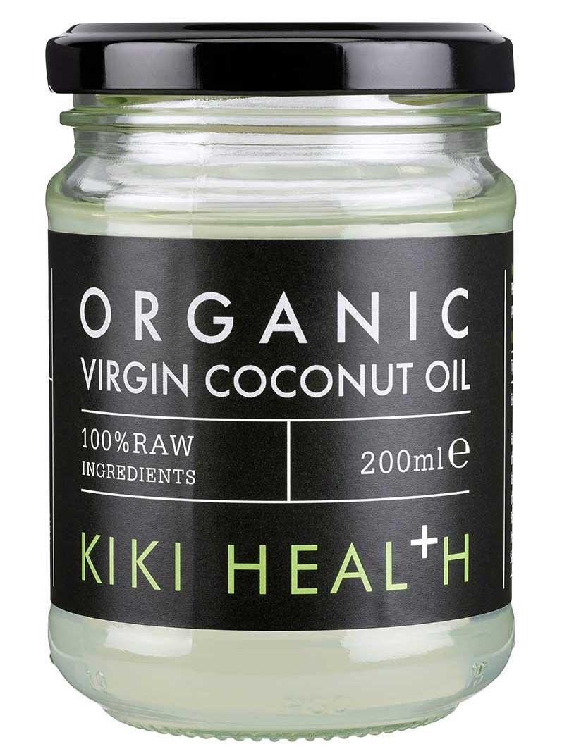 organic virgin coconut oil skin care