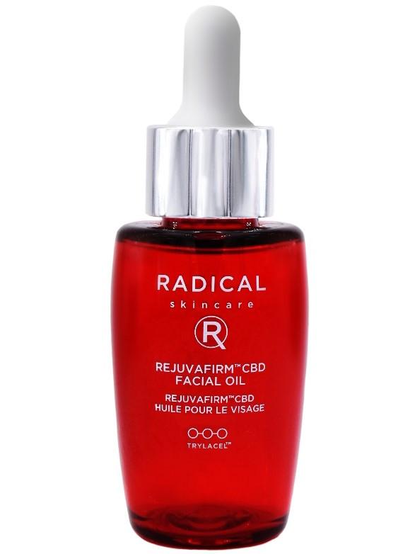 radical skincare cbd facial oil skin rejuvination
